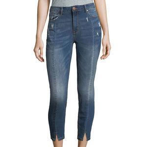 Design Lab Distressed Jeans 31